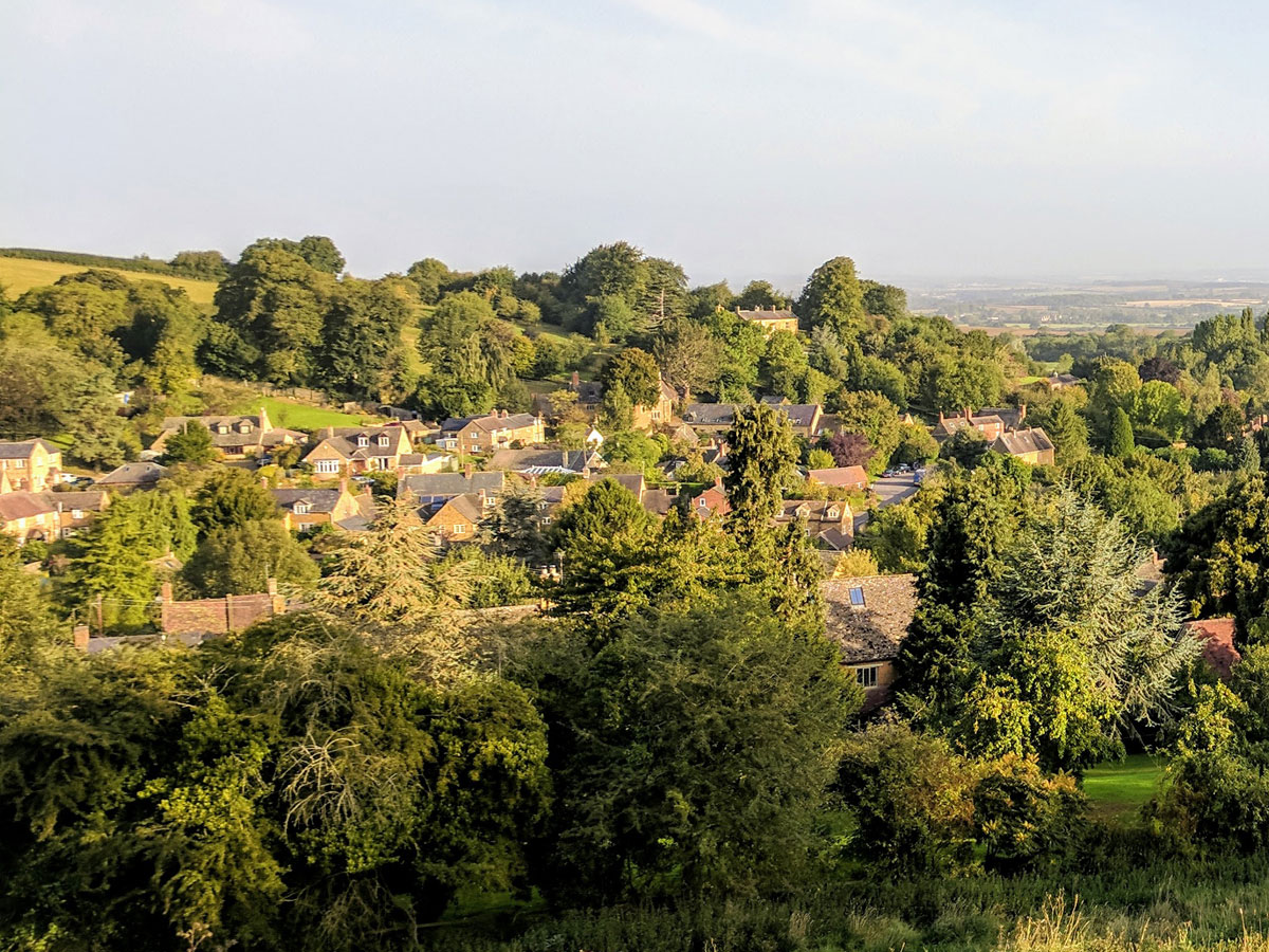 ilmington village view